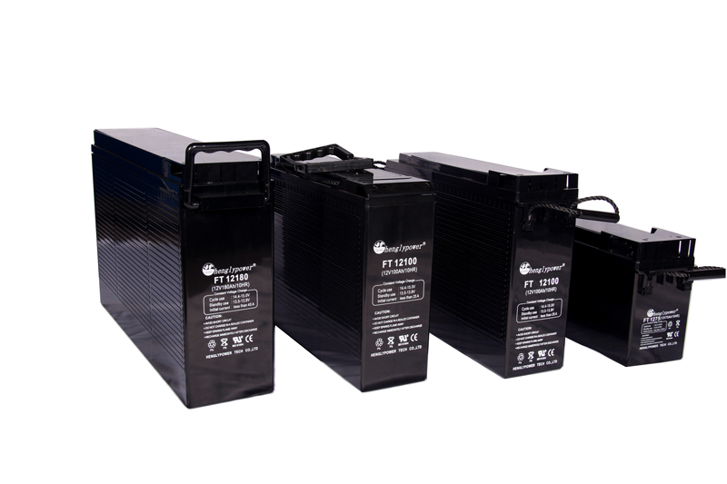 Front Terminal Battery Series